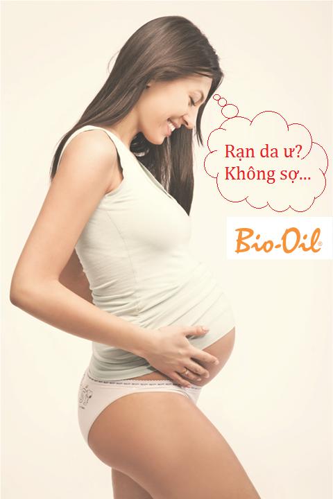 Bio-oil chống rạn da