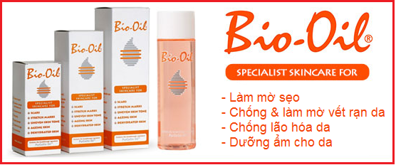 Bio-oil banner
