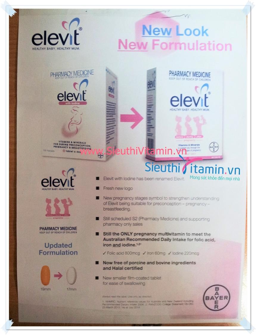 Elevit-Bayer-Australia